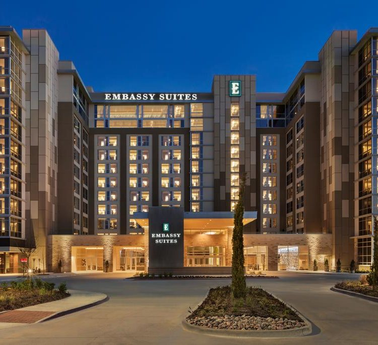 Cornerstone is proud to be the largest labor supplier to the Embassy Suites Denton Convention Center
